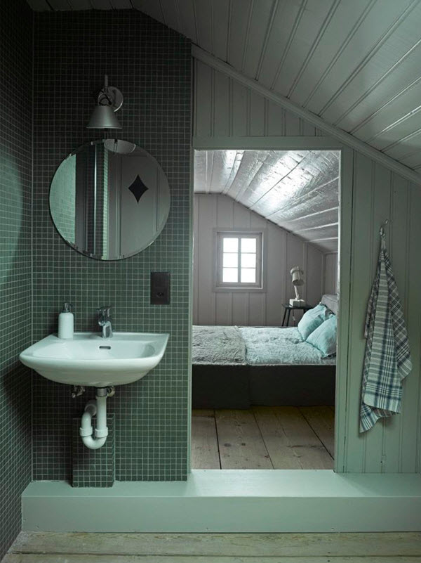Best Bathroom Mirror 32 Sage Green Bathroom Tiles Ideas And Pictures 2019