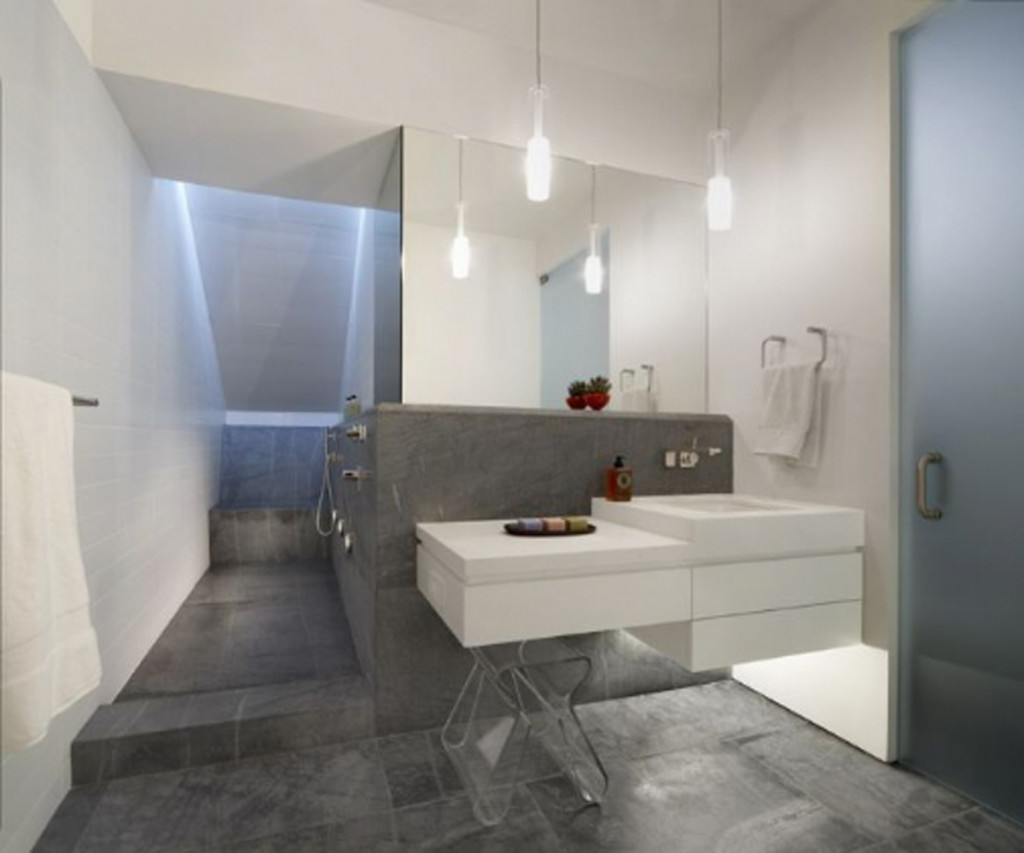 Grey Floor Tiles Bathroom 25 Grey Wall Tiles For Bathroom Ideas And Pictures