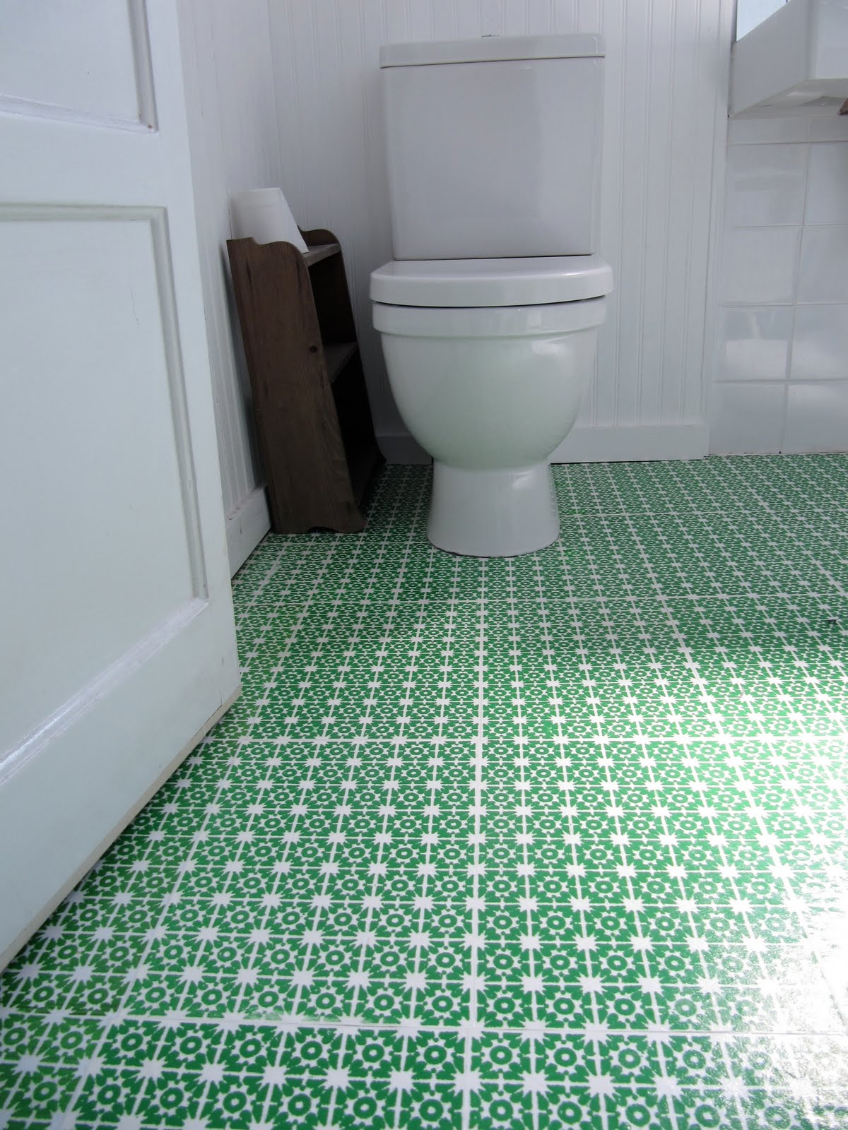 30 Stunning Pictures And Ideas Of Vinyl Flooring Bathroom - Linoleum Für Bad