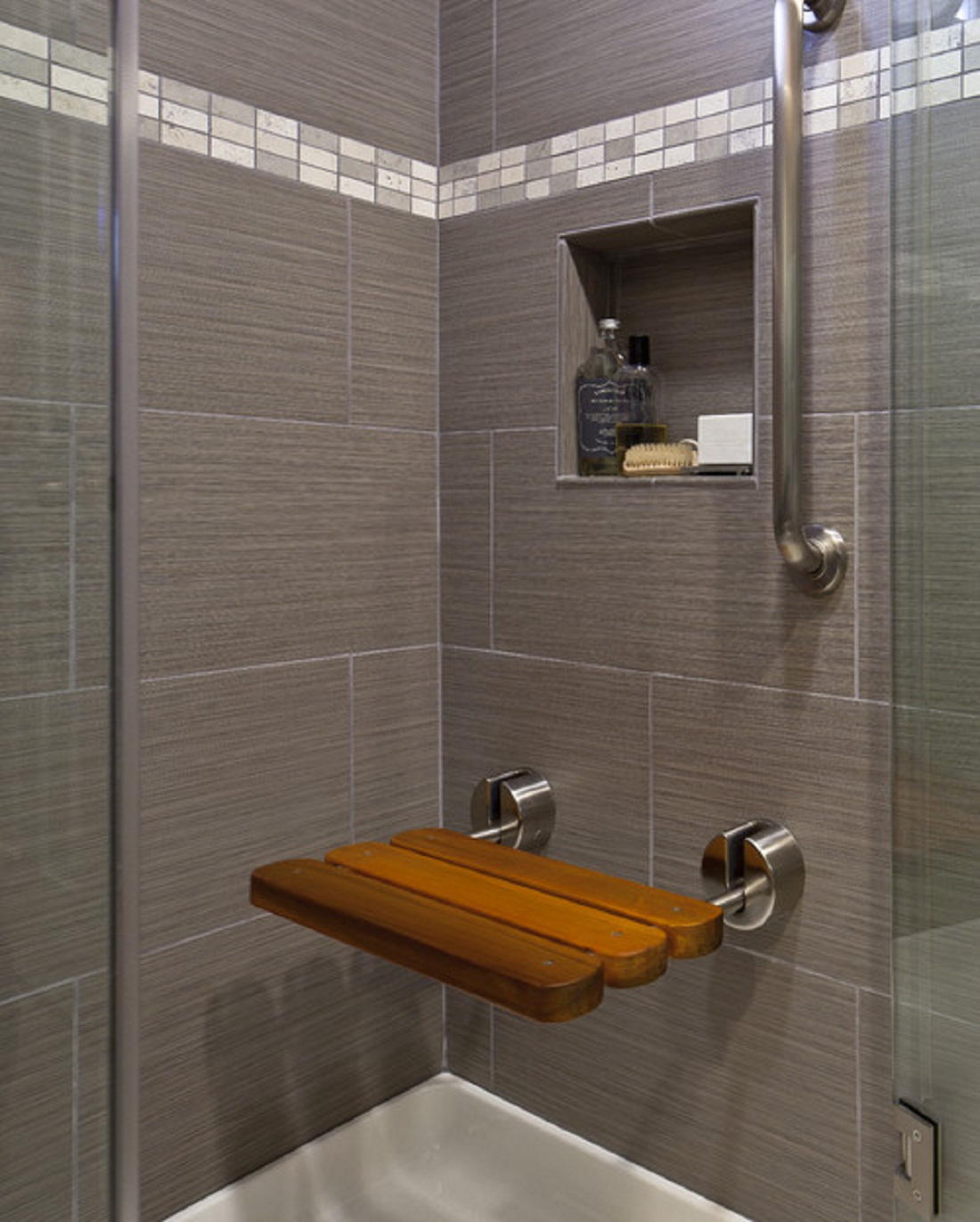 Complete Ideas 50 Magnificent Ultra Modern Bathroom Tile Ideas Photos Images