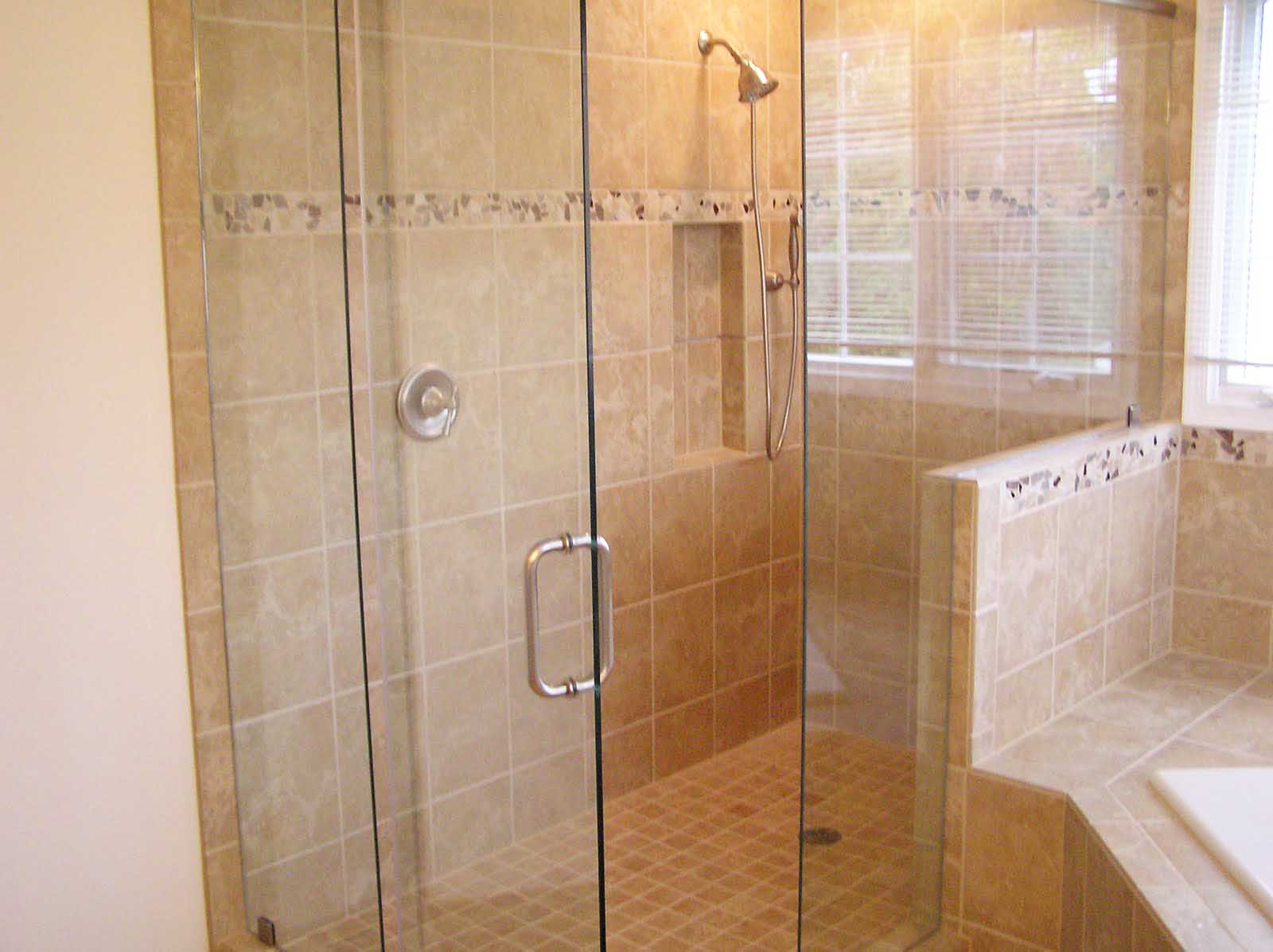 33 Amazing Ideas And Pictures Of Modern Bathroom Shower Tile Ideas 2020