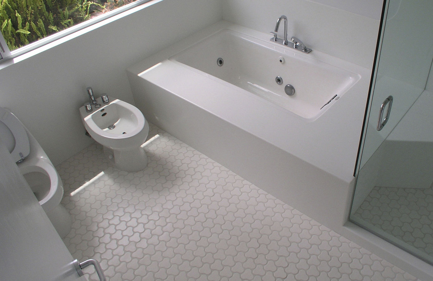 30 Cool Pictures And Ideas Honeycomb Bathroom Floor Tiles 2020
