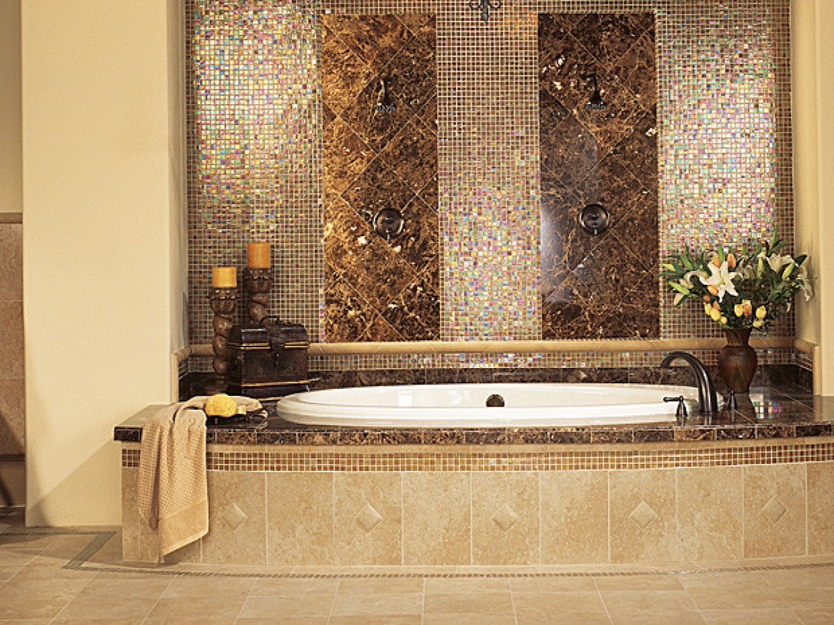 Somany Bathroom Tiles 30 Beautiful Ideas And Pictures Decorative Bathroom Tile