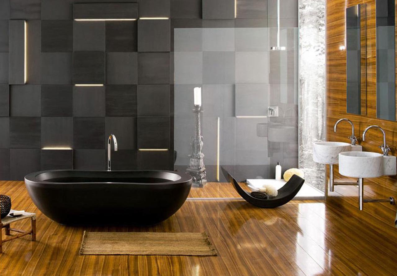 Pics Of Bathroom Designs 30 Beautiful Pictures And Ideas High End Bathroom Tile Designs