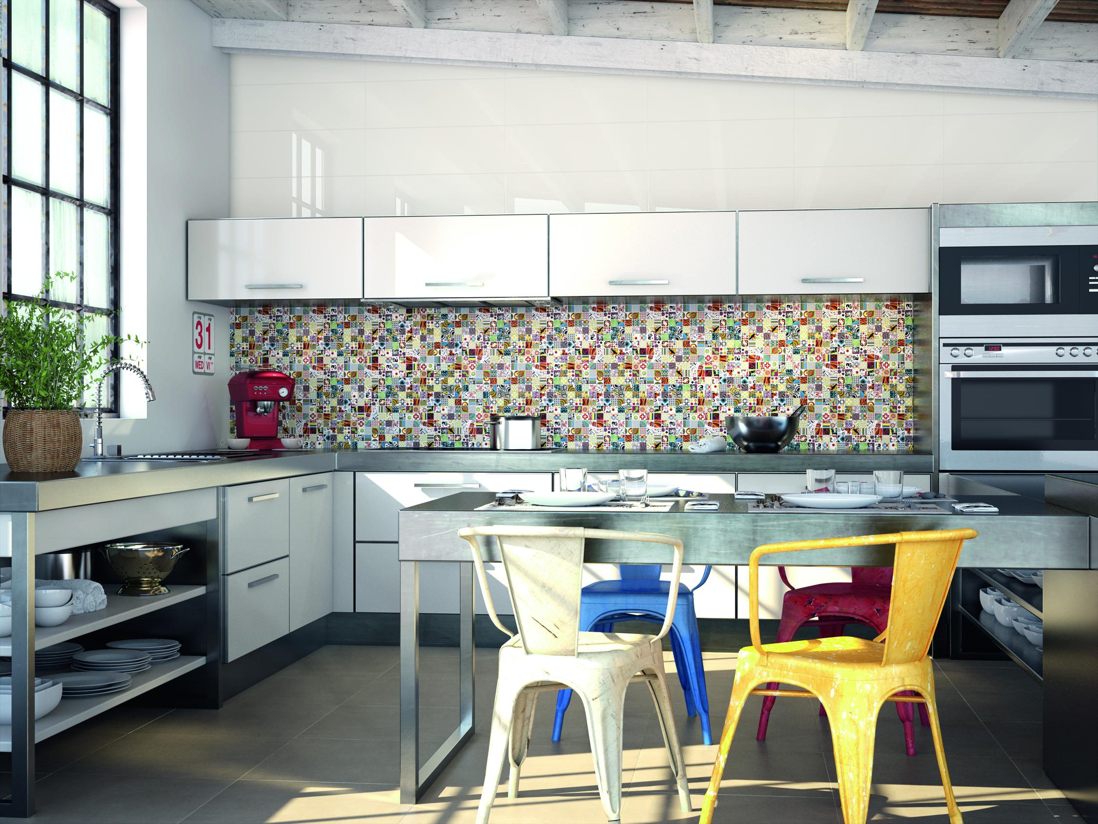 Zementfliesen Küchenwand Spanish Tile Available In The U S Selections From The