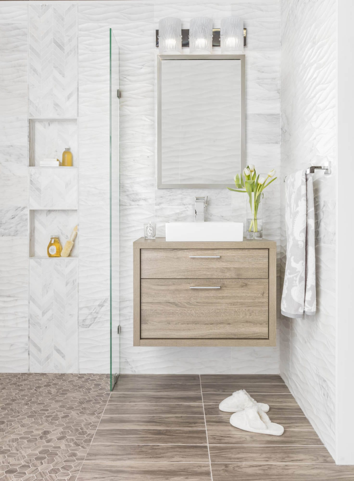 Tried And True Wall And Floor Tile Combinations The Tile Shop Blog