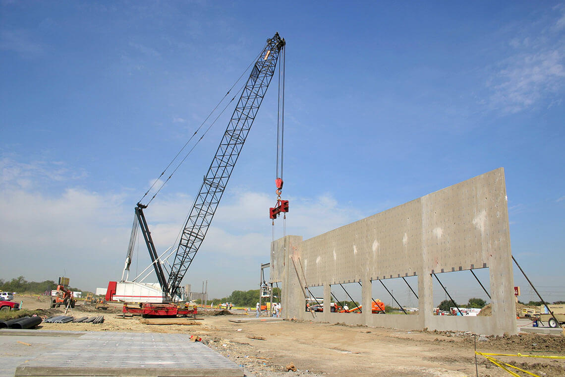 Tilt Up Construction A General Contractor S Approach To Innovative Commercial Building Construction Tiltup