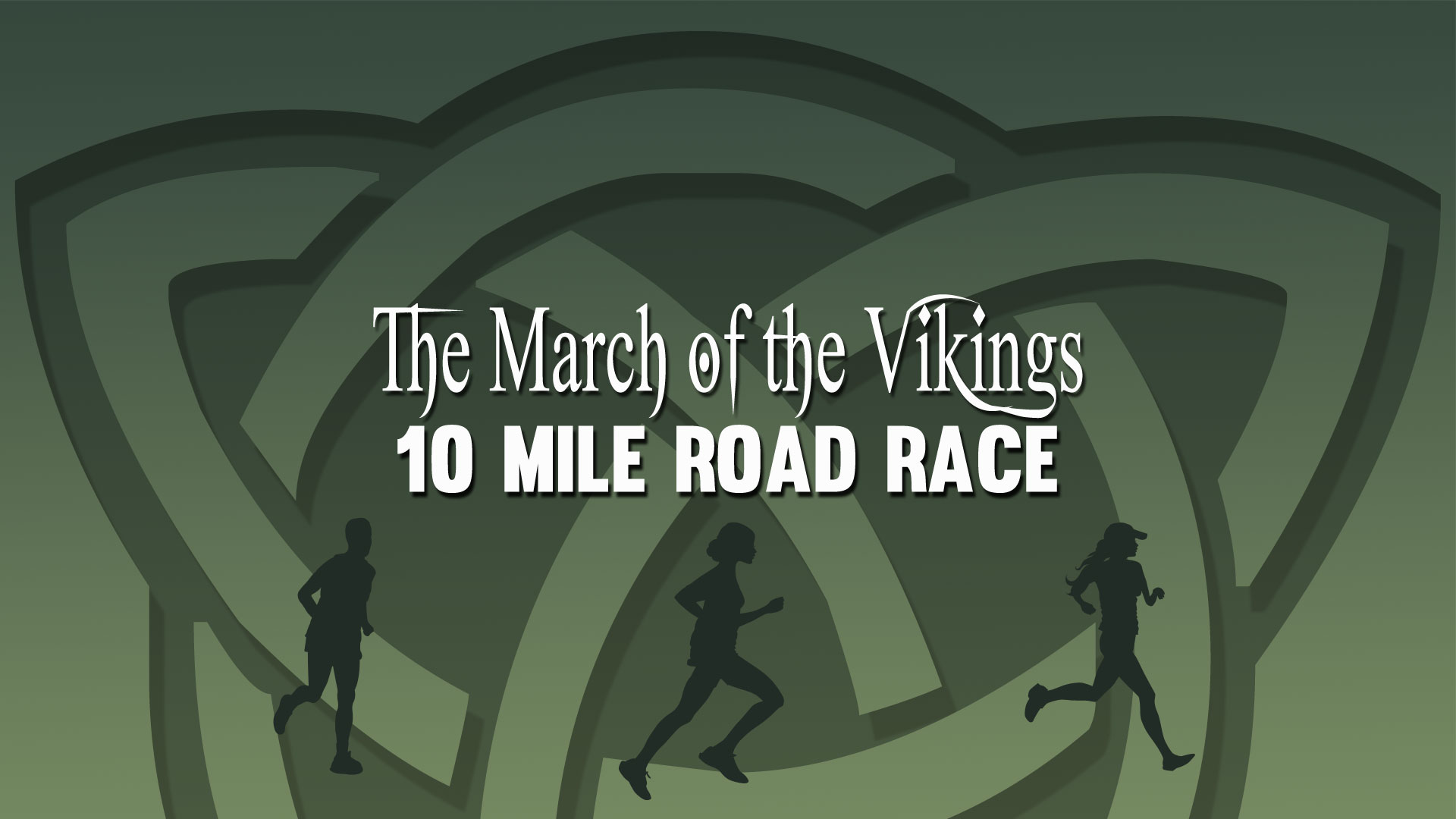 Download March Of The Vikings - Road Race A4 Poster