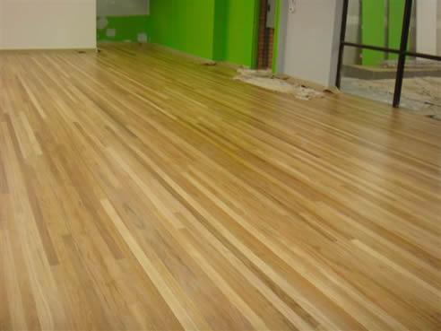 New England Blackbutt Flooring 80x19mm Secret Nail