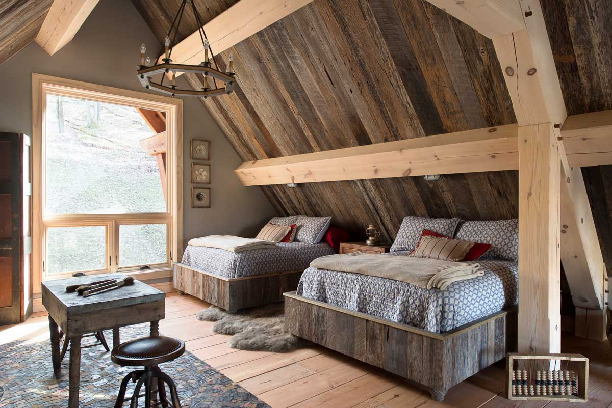 Rainbow Design Bedroom Timber Frame Home Designs Marshal Timberbuilt