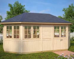 Summer House Albatross XL 15m² / 21mm / 5,4 x 3,3 m