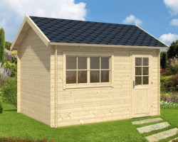Wooden Garden Room Lena L 10m² / 28mm / 3,8 x 3 m