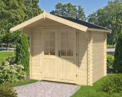 Garden Room Lily S 4m² / 28mm / 2,5 x 2 m