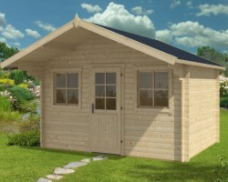 Large Garden Room Sara L 10m² / 28mm / 3,8 x 3 m