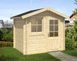 Garden Room Anke S 4m² / 28mm / 2,5 x 2 m