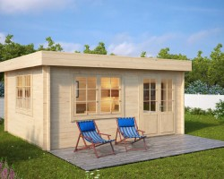 Large Garden Room Ian A 18m² / 50mm / 5 x 4,1 m