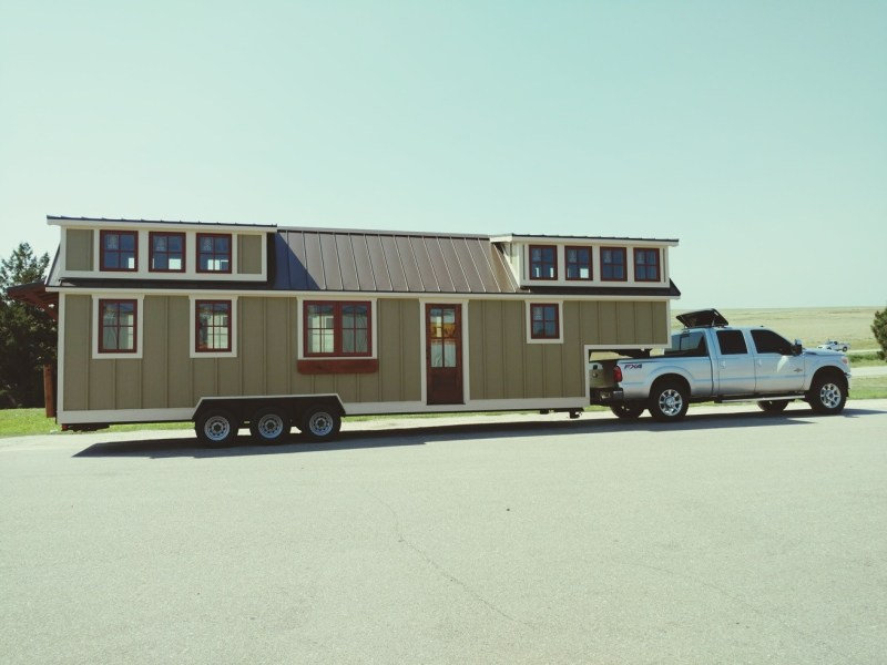Large Of Tiny House Trailers