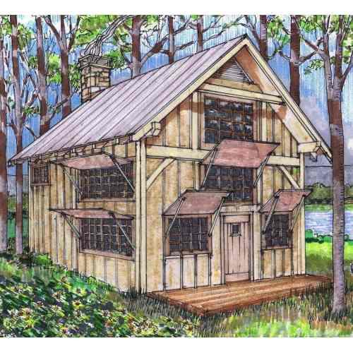 Medium Crop Of Garage Plans With Loft