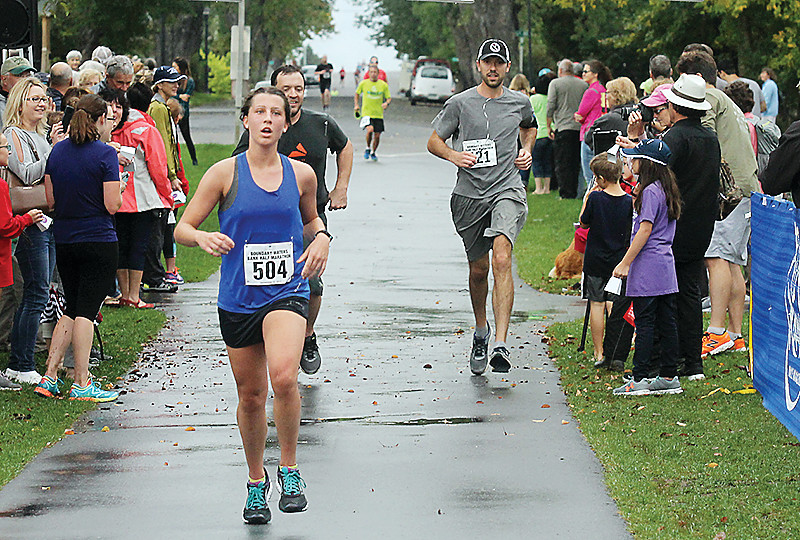 Ely businesses petition for change in marathon route The Timberjay