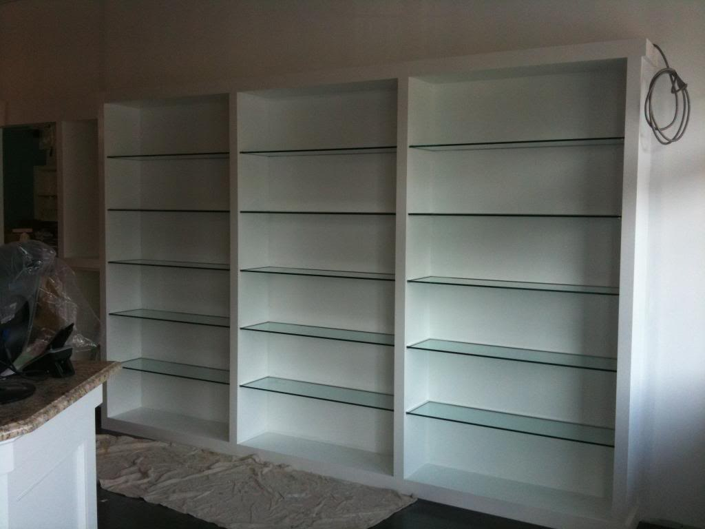 Custom Glass Custom Glass Shelving Custom Glass Display Cases Or Cabinets