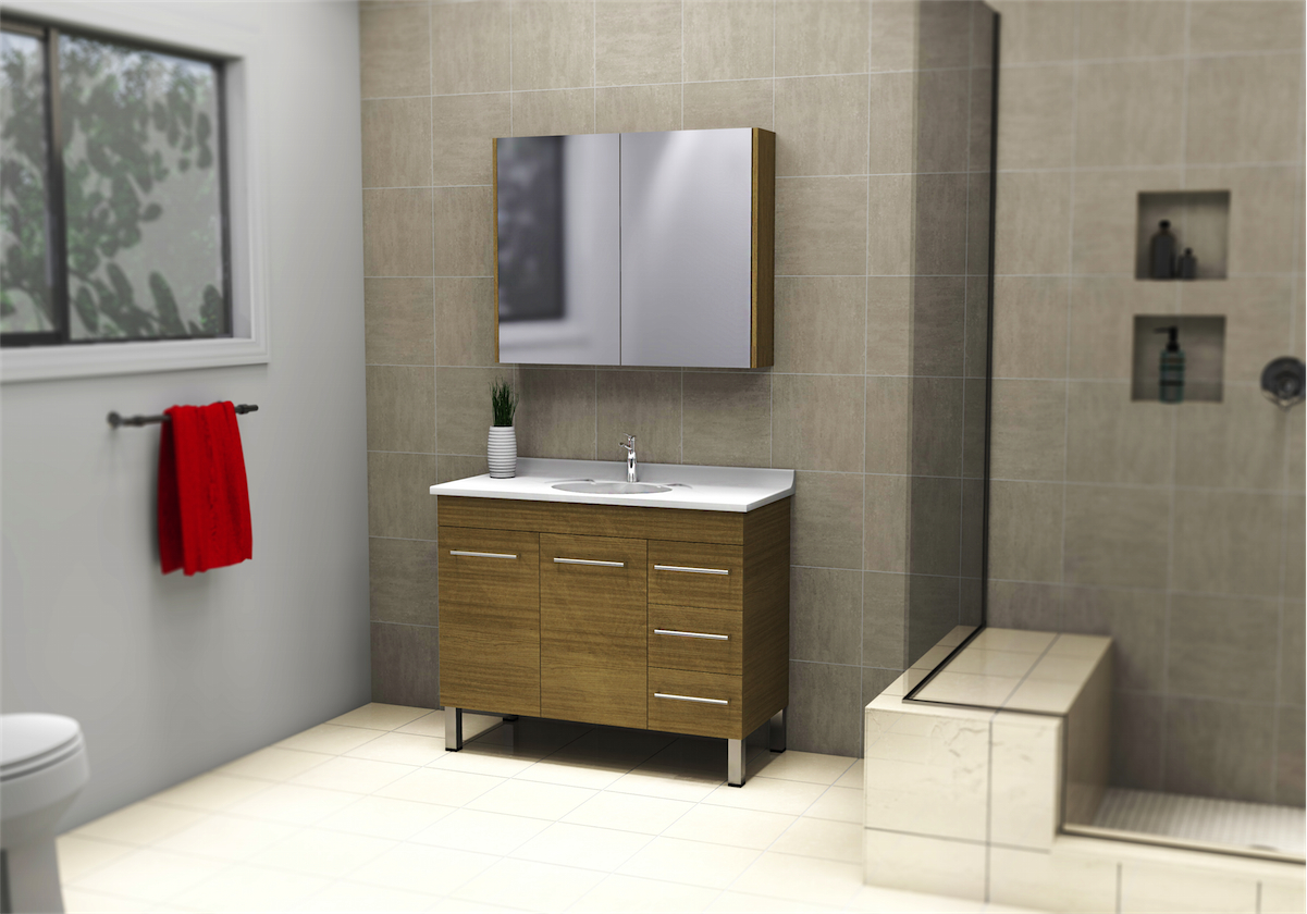 Bathroom Shaving Cabinets Timberline Bathroom Products Denver