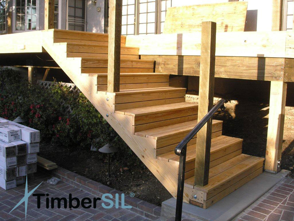 Comment Faire Une Dalle Béton Pour Terrasse Fire Rated Wood | Timbersil® Projects And News