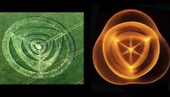 Risultati immagini per cymatics experiments