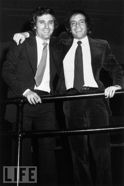 Ian Schrager, Steve Rubell