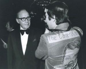 Jack Benny, 1971