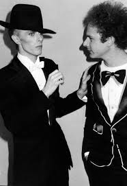 David Bowie, Art Garfunkel