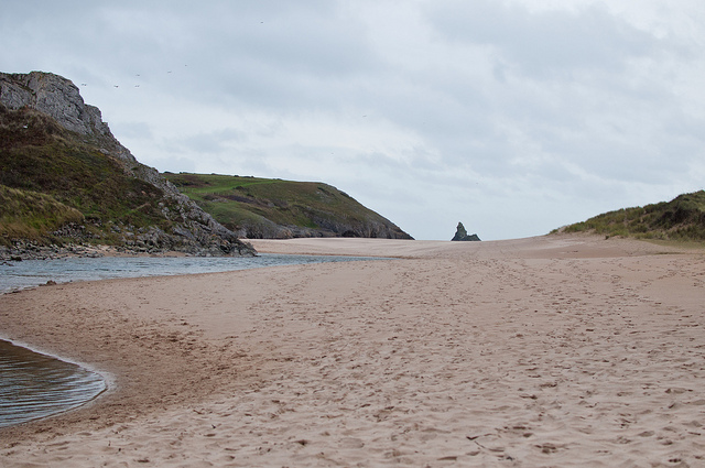 Broad Haven Bay