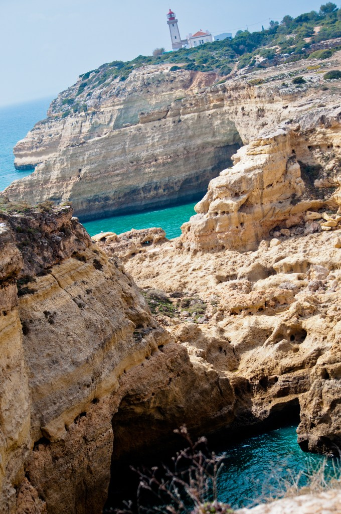 Algarvian cliffs