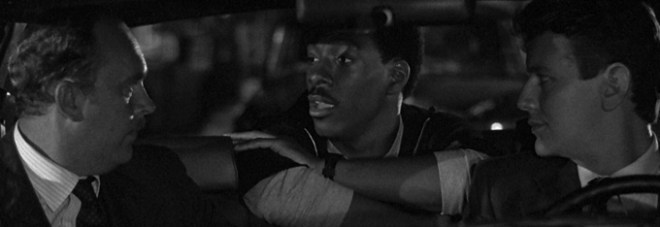 Why Beverly Hills Cop?