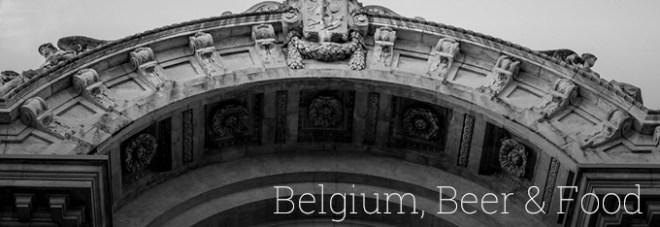 Belgium, Beer & Food