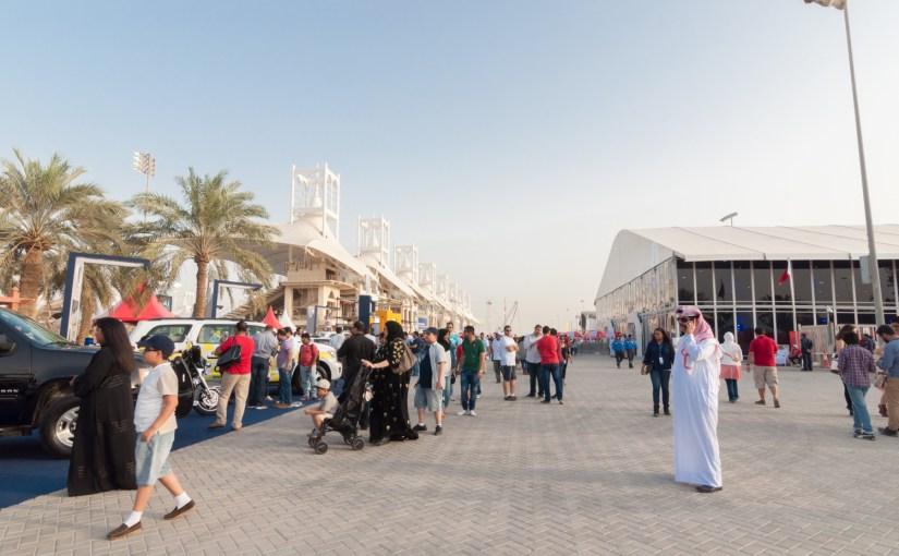 Out in Bahrain: Bahrain GP