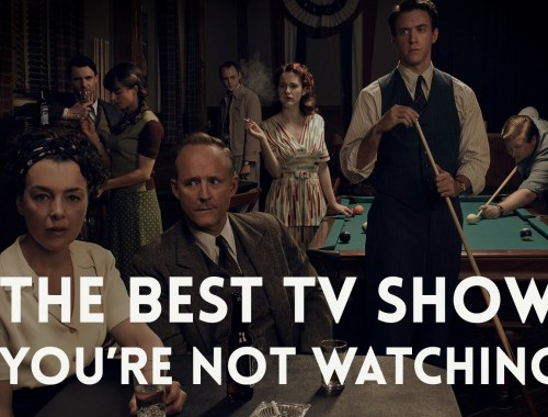 Manhattan - the best TV show you're not watching
