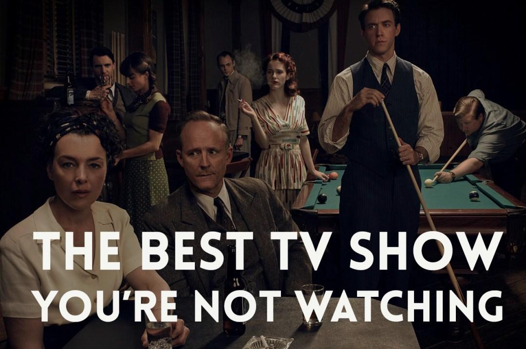 Manhattan - the best TV show you're not watching