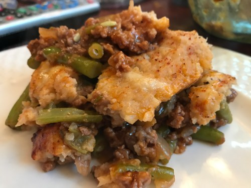 Gray 2017 04 19 17 39 40 Low Carb Stuffing Cauliflower Pork Rinds Low Carb Stuffing