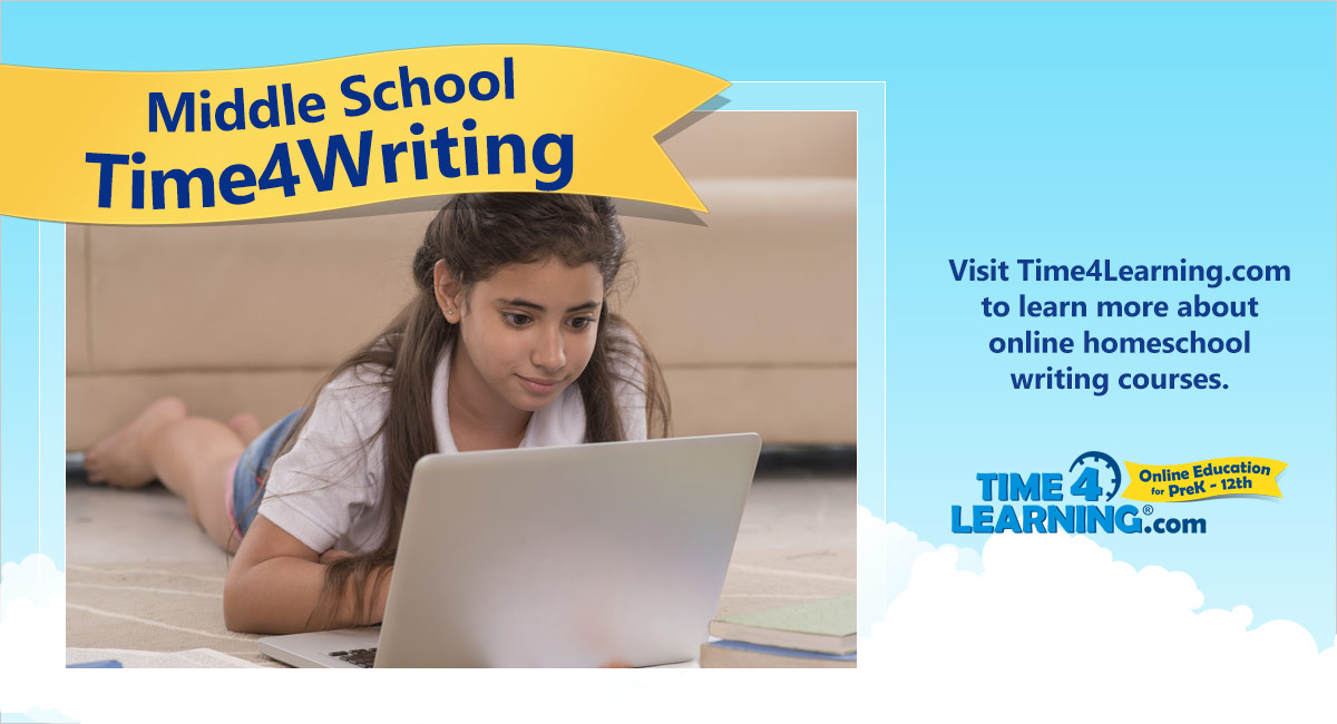 Online Writing Curriculum For Middle School Students - Online Study Timer