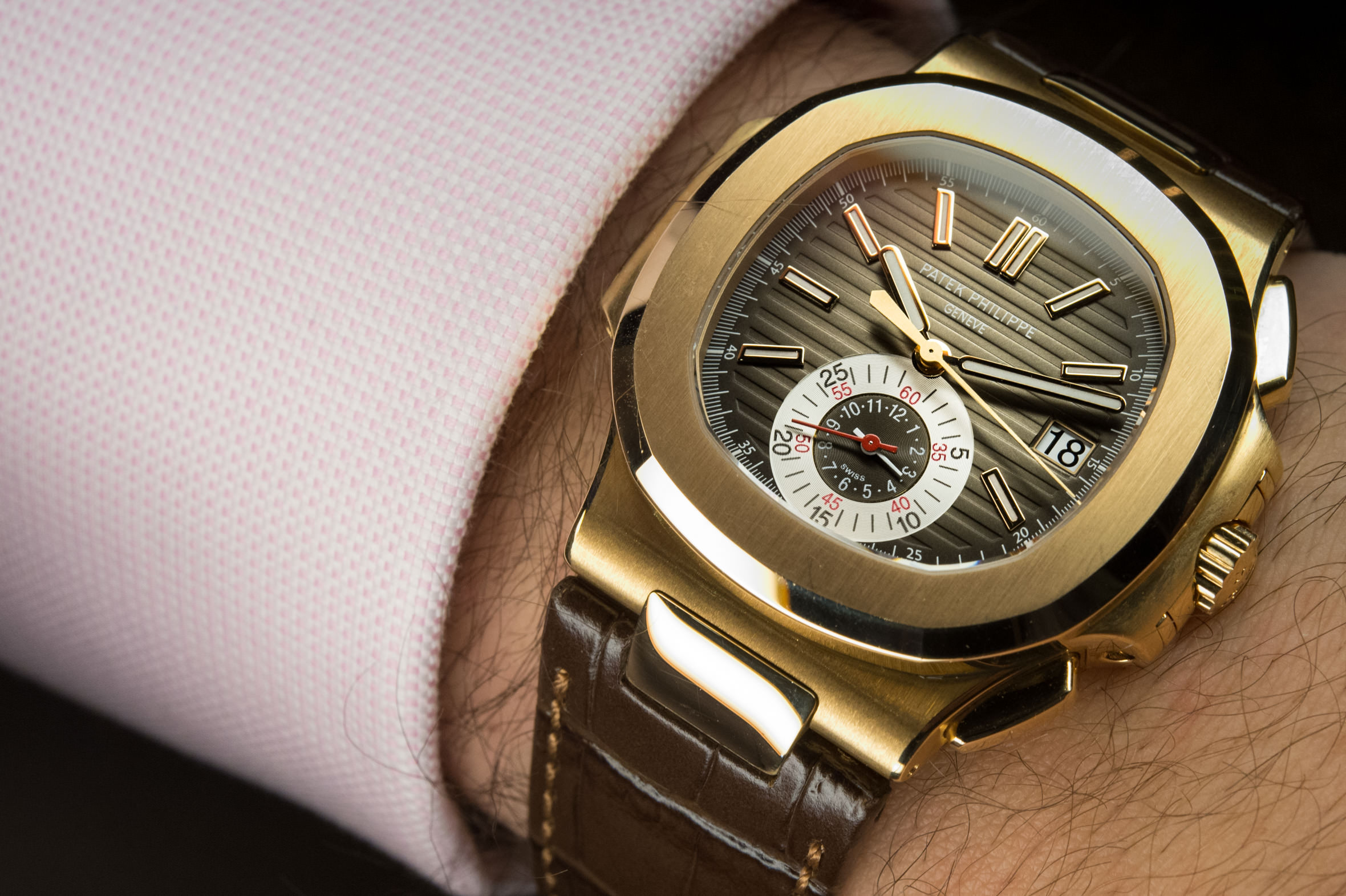 P Philippe Watch Patek Philippe Nautilus Is The Ultimate Sports Watch Review