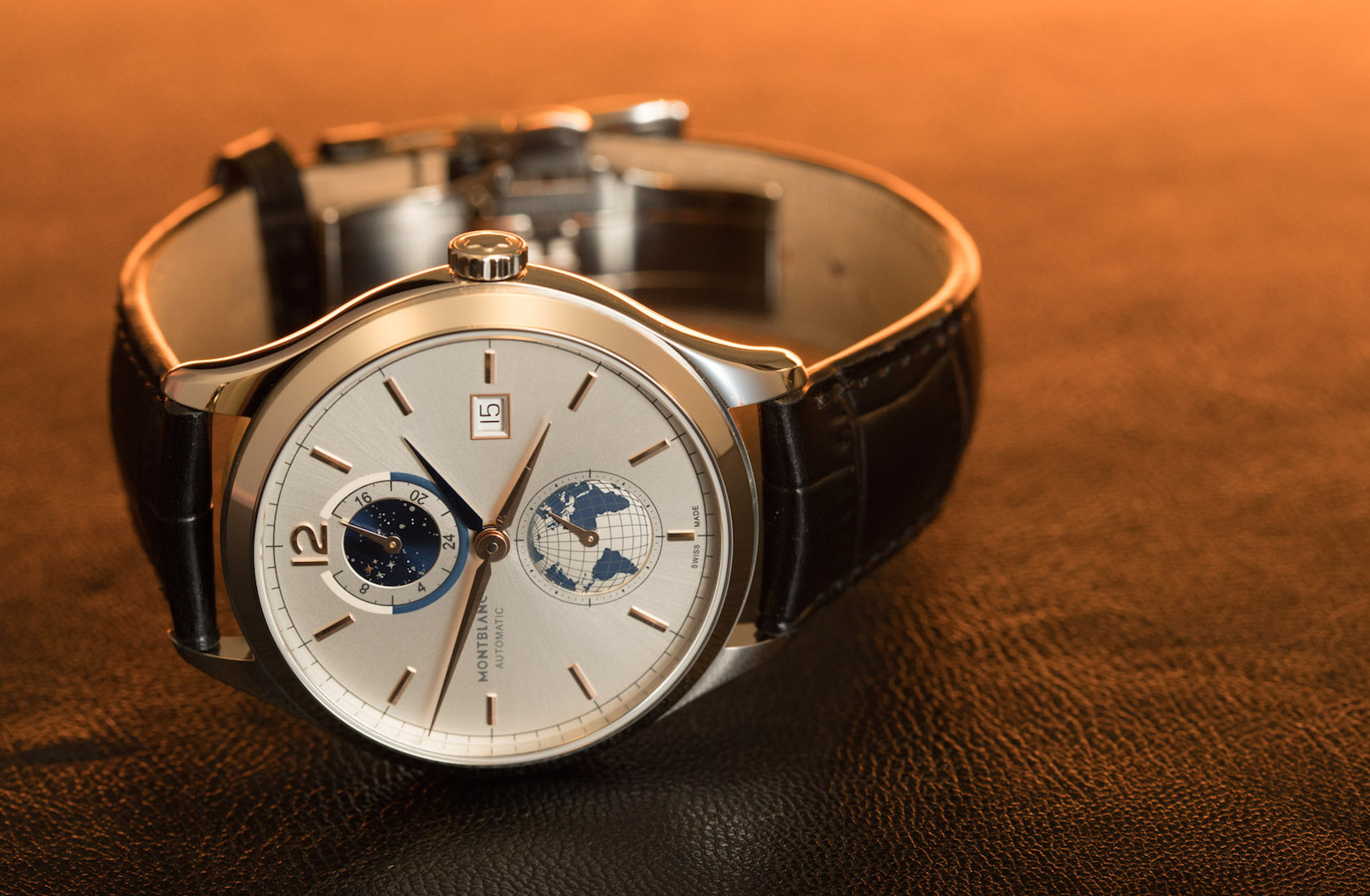 Montblanc Heritage Vasco Da Gama Montblanc At Watches Wonders We Go Hands On