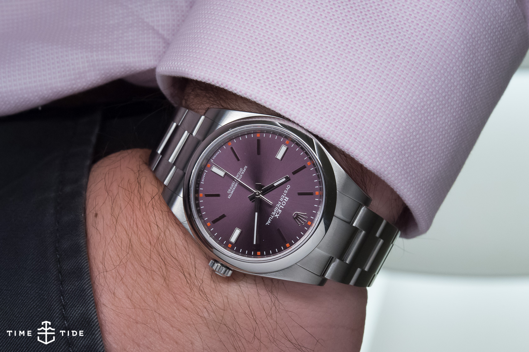 Rolex Oyster Perpetual 39 Ref 114300 In Depth Review