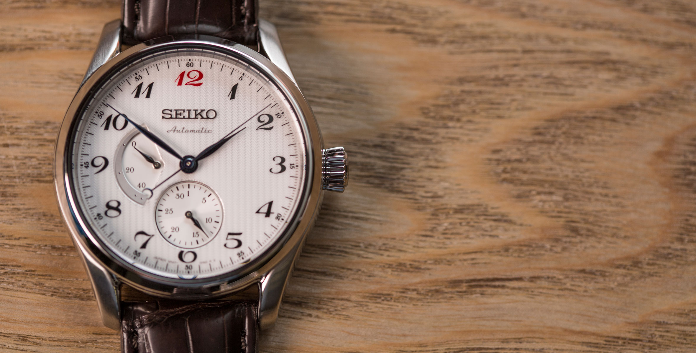 Womens Watches In-depth: The Seiko Presage Spb041j1- A Lot Of Watch For