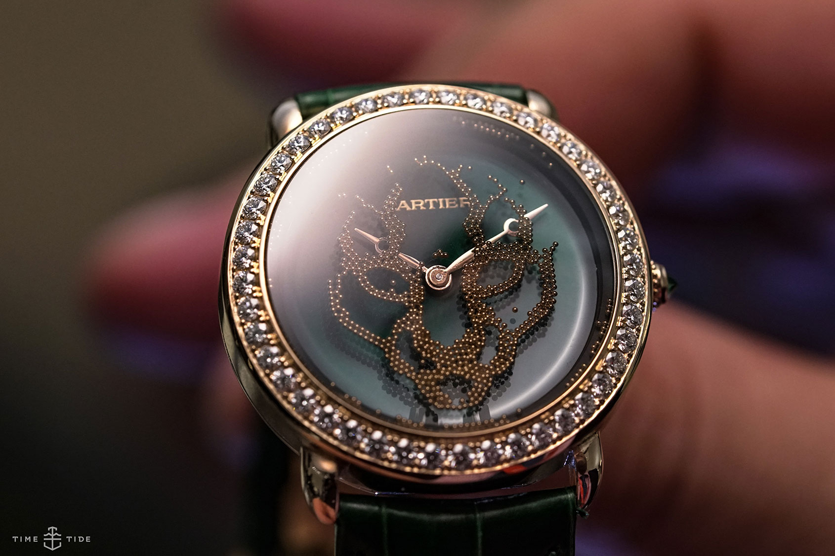 Cartier Watches Video 4 Outstanding New Cartier Watches From Sihh