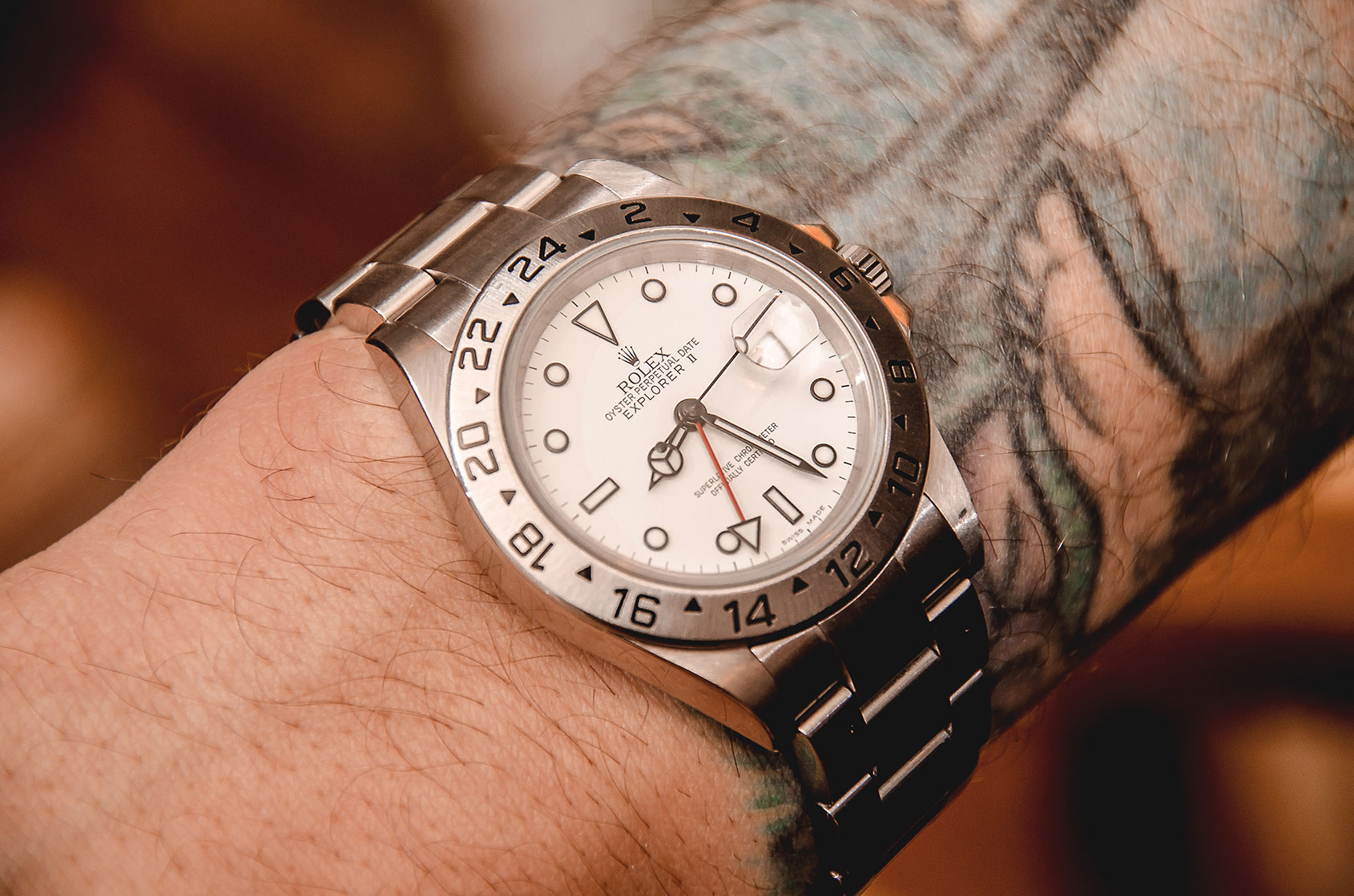 Rolex Explorer We Review The Rolex Explorer Ii 16570
