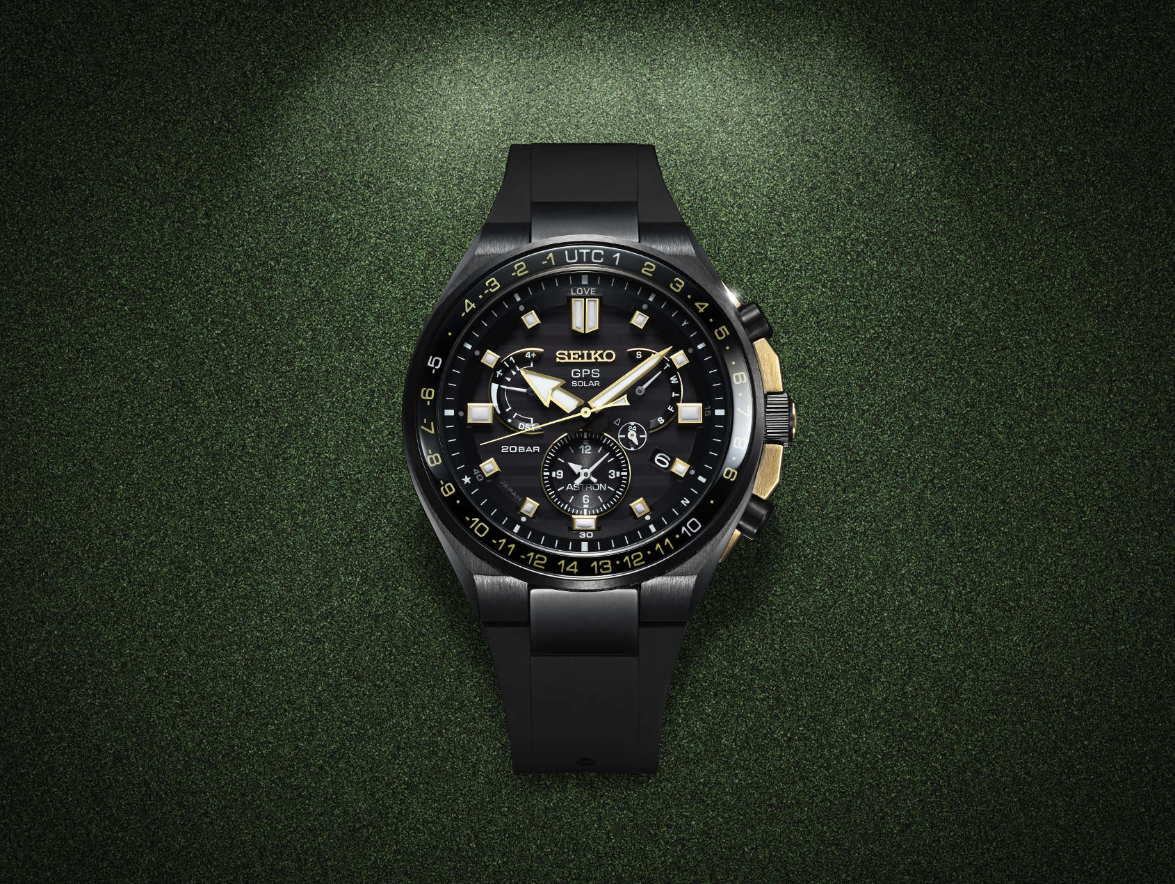 Seiko Astron Introducing The Seiko Astron Novak Djokovic Limited Edition