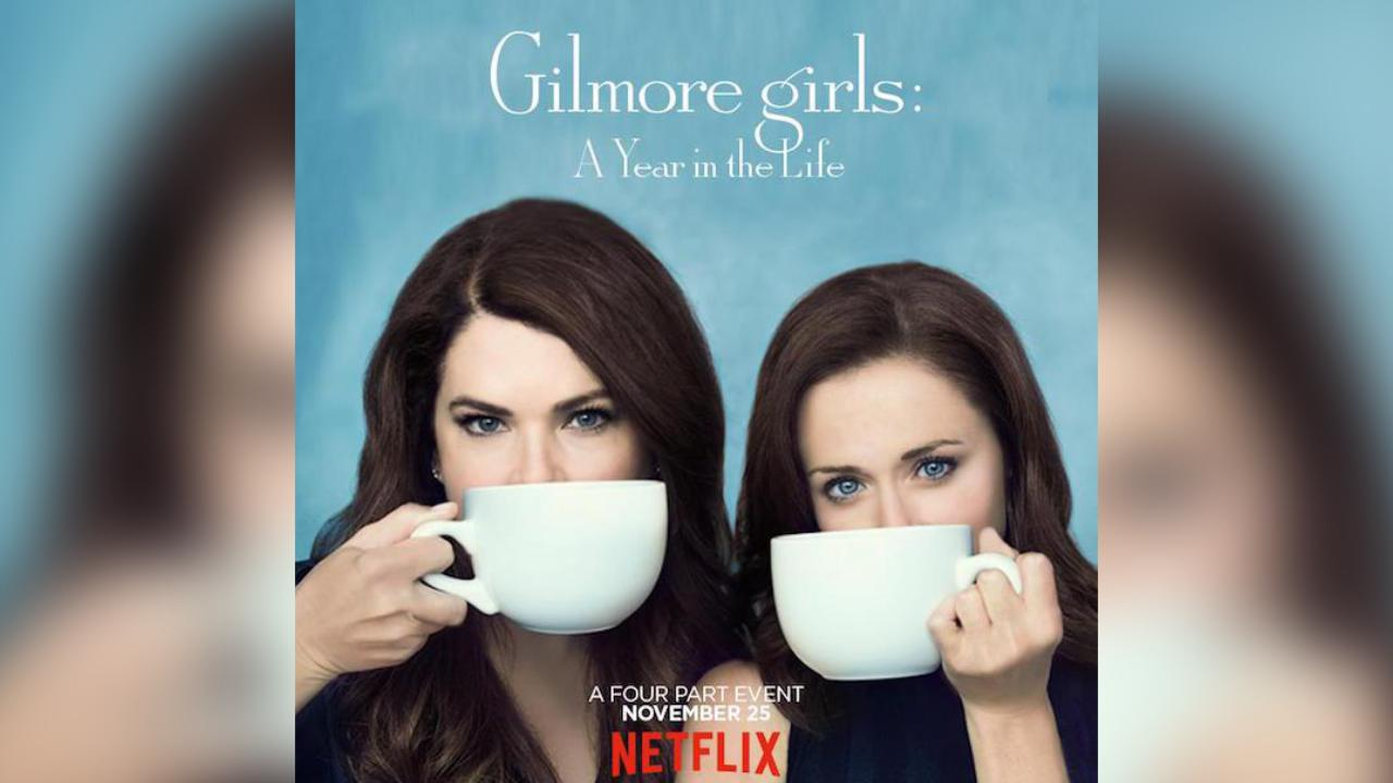 Gilmore Girls A Year In The Life Wallpaper Gilmore Girls A Year In The Life Releases Poster Ew Com