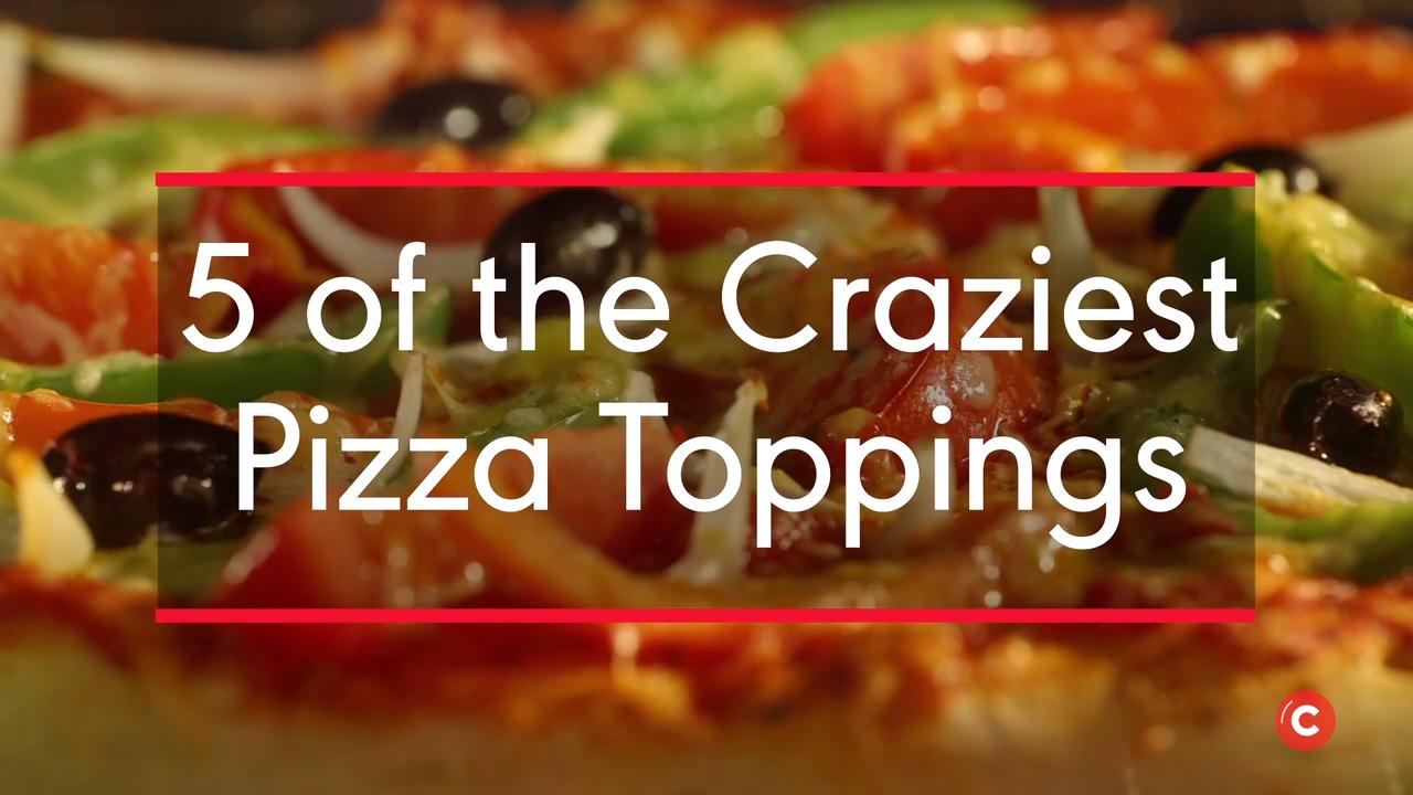 Vita Cucina Yelp 5 Of The Craziest Pizza Toppings