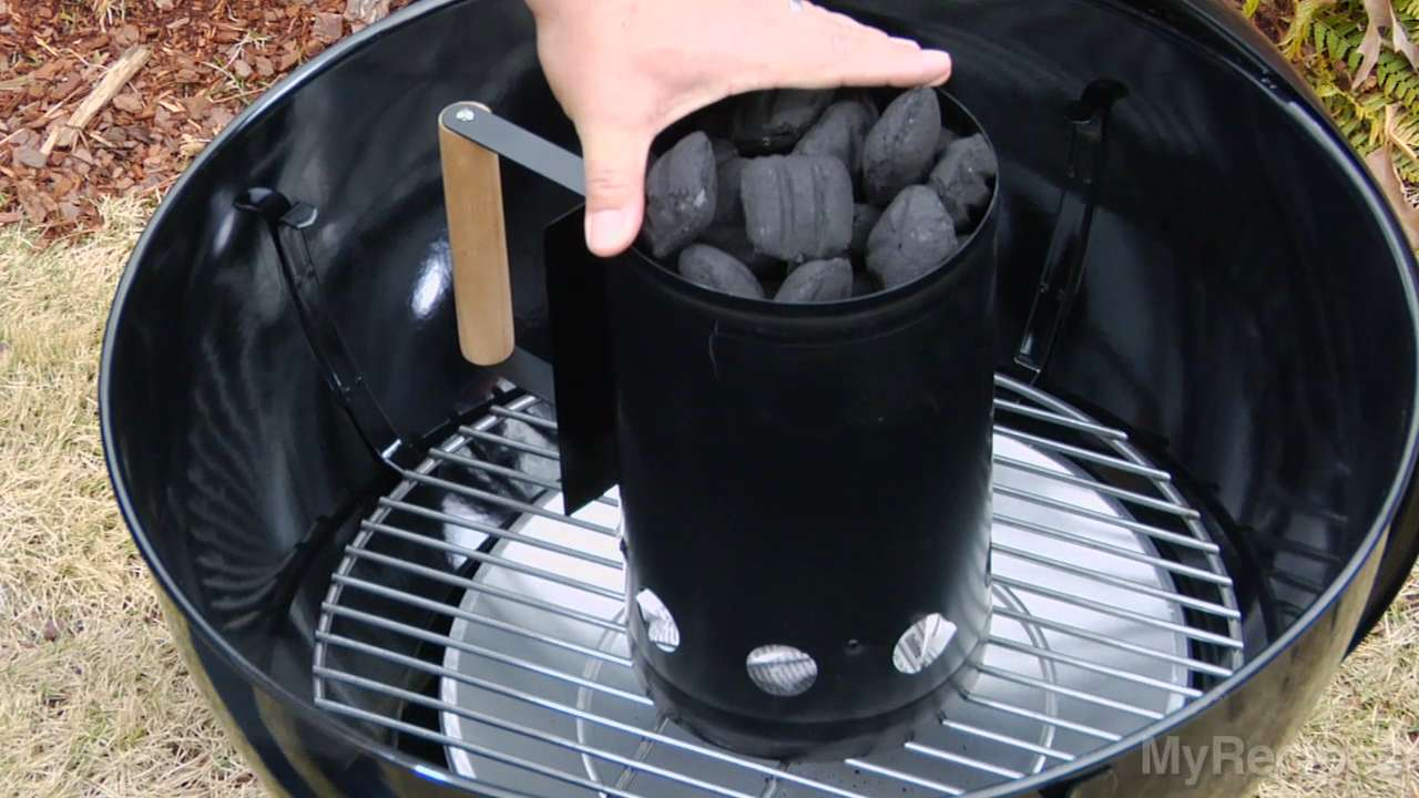 Coal Bbq How To Keep Charcoal Grill Fire Going Myrecipes