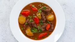 Breathtaking Instant Pot Beef Stew Recipe Myrecipes Soup Or Stew Pork Soup Stew Slow Cooker Recipes